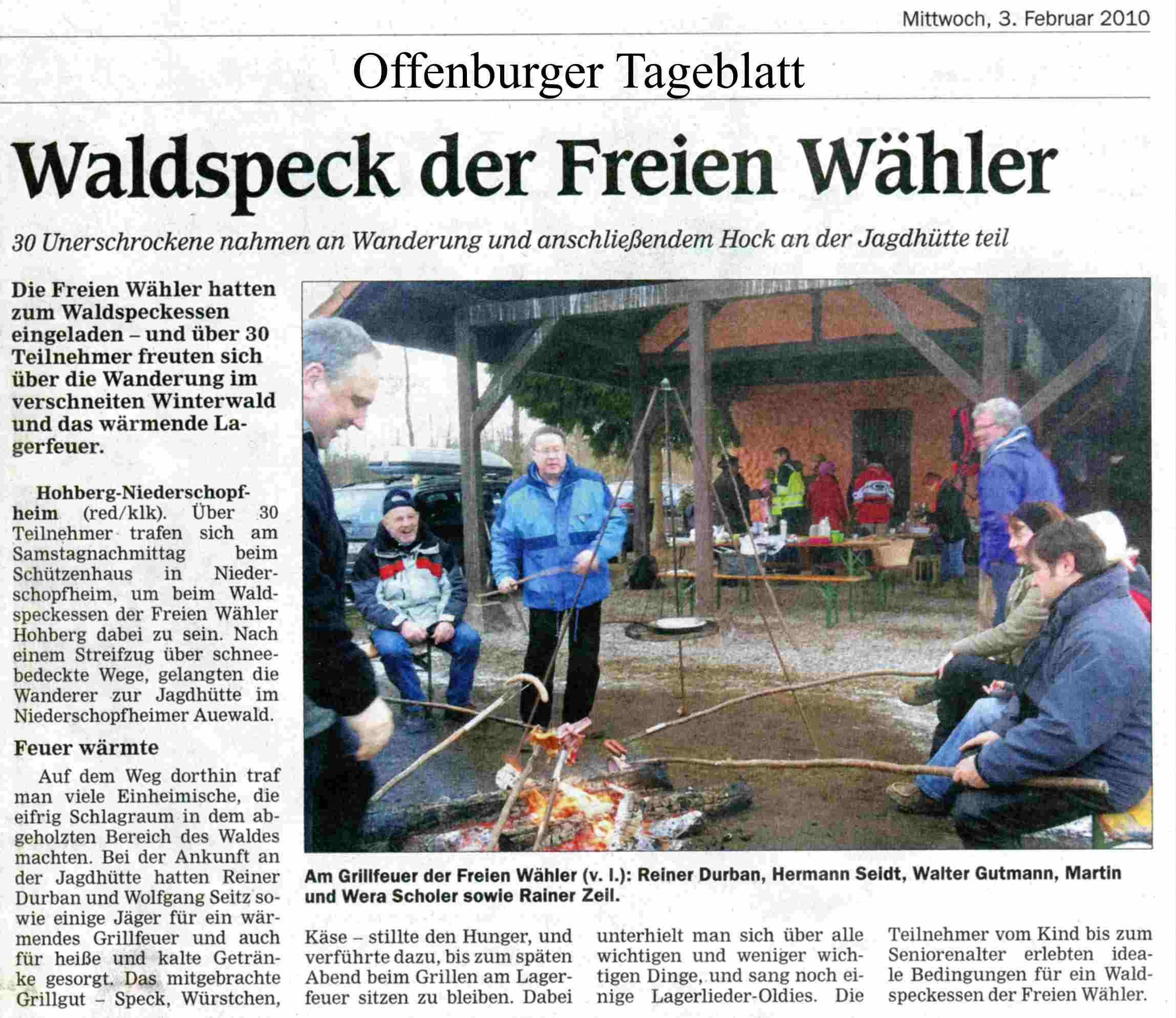 OT Waldspeck 2010